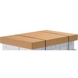Coiffe palette carton - Tiggre.fr