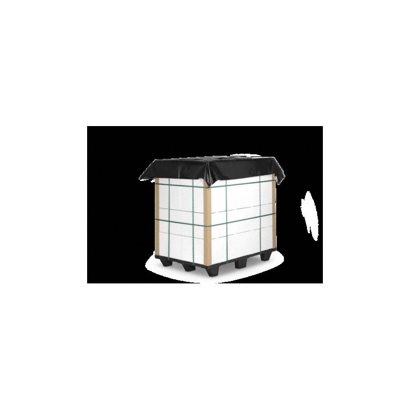Coiffe palette format à plat - Tiggre.fr