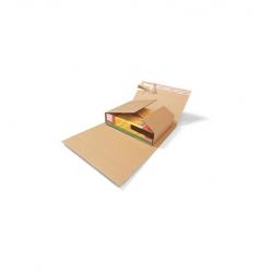 Étui avec fermeture adhésive Ecopac - Tiggre.fr