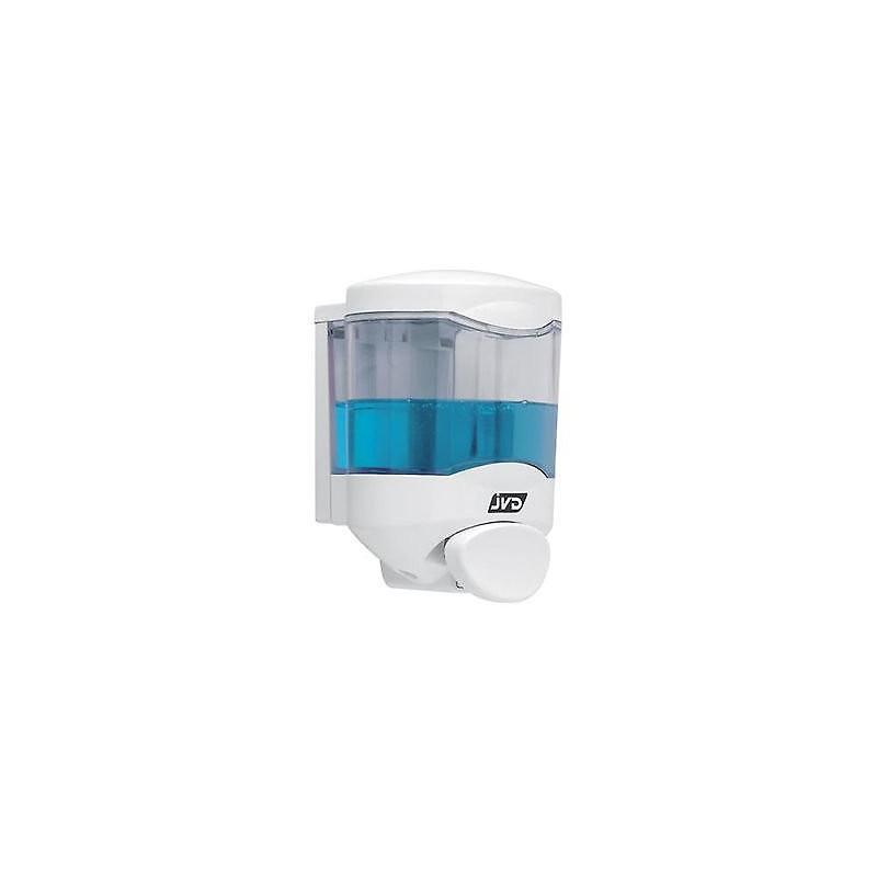 Distributeur de savon transparent
