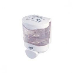 Distributeur de savon transparent - Tiggre.fr