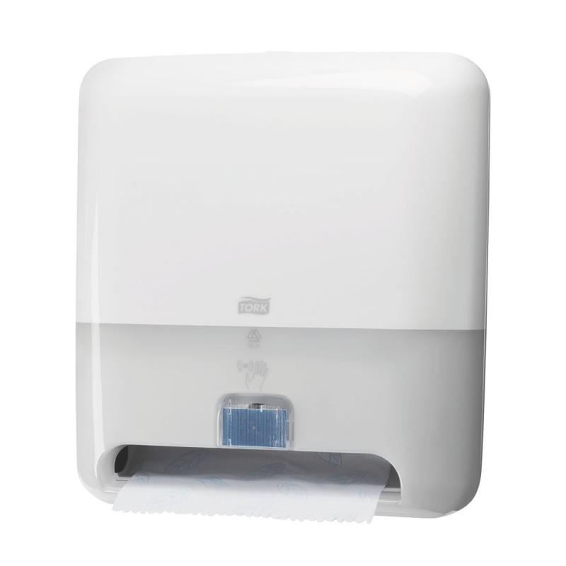 Distributeur Plastique Électronique Tork Matic® Pour Essuie-Mains Bobine