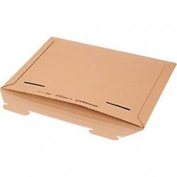Pochette carton avec fermeture par languettes - Tiggre.fr