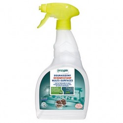 Dégraissant désinfectant concentré multi-surfaces - Tiggre.fr