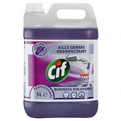 Détergent désinfectant cuisine Cif Professional® - Tiggre.fr