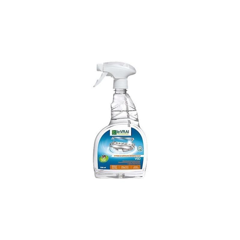 Désinfectant vitres et surfaces - Tiggre.fr