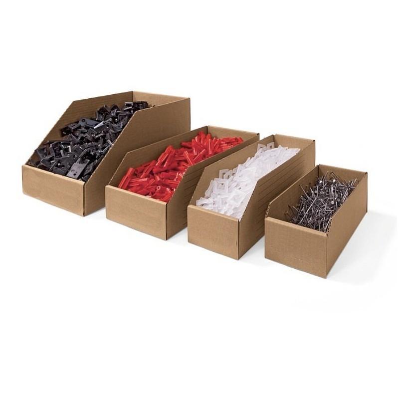 Pack de 50 Bacs de Stockage à Bec