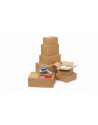 Caisse américaine - Boite de rangement carton - tiggre.fr
